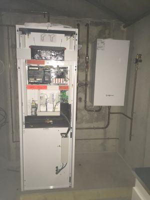 Photo Pompe A Chaleur (PAC) armoire